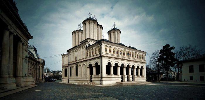 Патриарший собор в Бухаресте