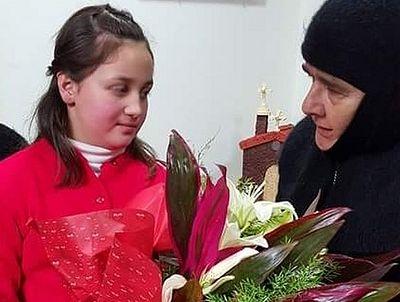 Cирия: в Сайданайском женском монастыре молитвенно отметили «Воскресение икон» (ФОТОРЕПОРТАЖ)