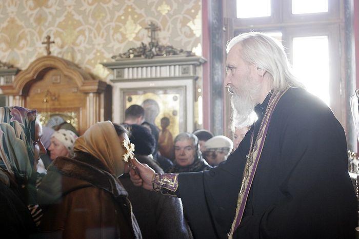 Протоиерей Георгий Бреев. Фото: В. Ходаков / Патриархия.Ru