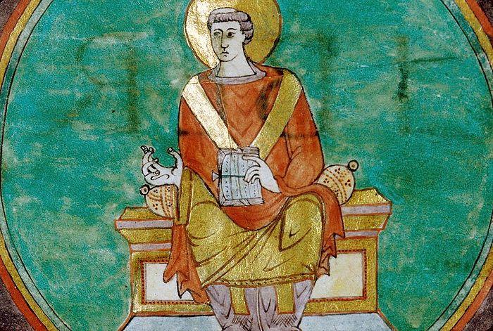 Святитель Григорий Турский