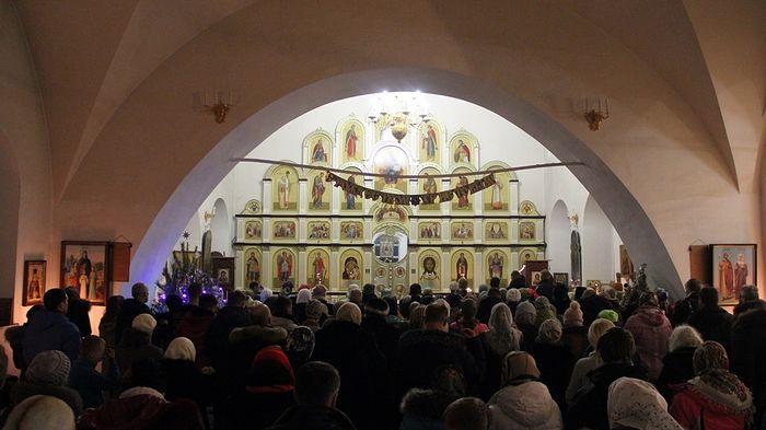 Храм в честь Казанской иконы Божией Матери, село Арамашево. Внутреннее убранство