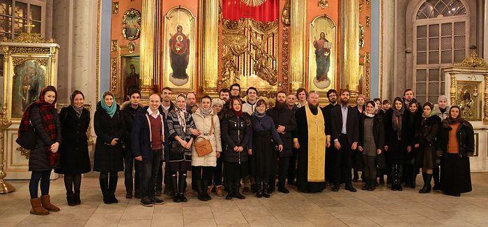 Команда курсов Православных языковых курсов им. свт. Феликса