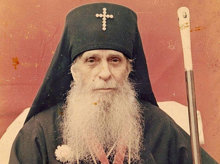 Преподобный Серафим (Мажуга), схимитрополит Тетрицкаройский
