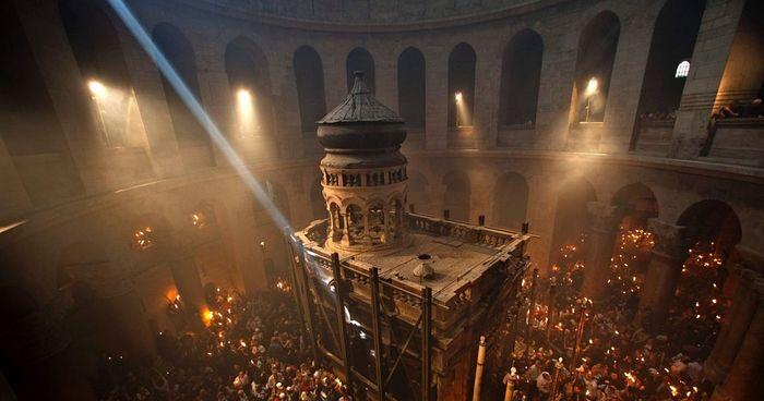 Картинки по запросу иерусалимской Кувуклии