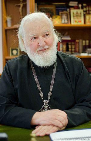 Протоиерей Владимир Воробьев. Фото: А.Филиппов / Православие.Ru