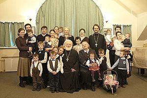 Семья отца Владимира Воробьёва