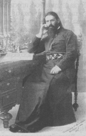 Fr. Jonah Atamansky of Odessa