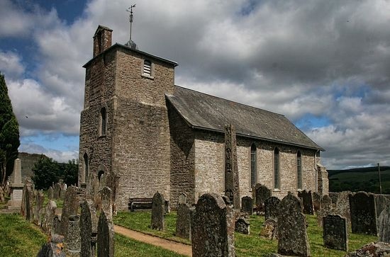 St. Cuthbert's Church in Bewcastle