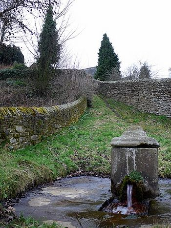 St. Cuthbert's well in Bellingham, Northumberland