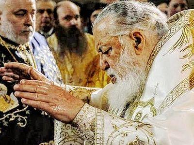 Патриарх Илия: Бог поможет, и мы сможем перенести эту тяжесть