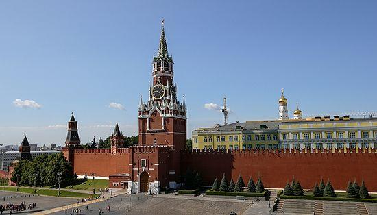 Спаска кула Московског Кремља. Артјом Геодакјан/ТАСС