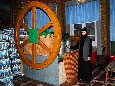 Почаевское чудо – святая вода… и целебный песок