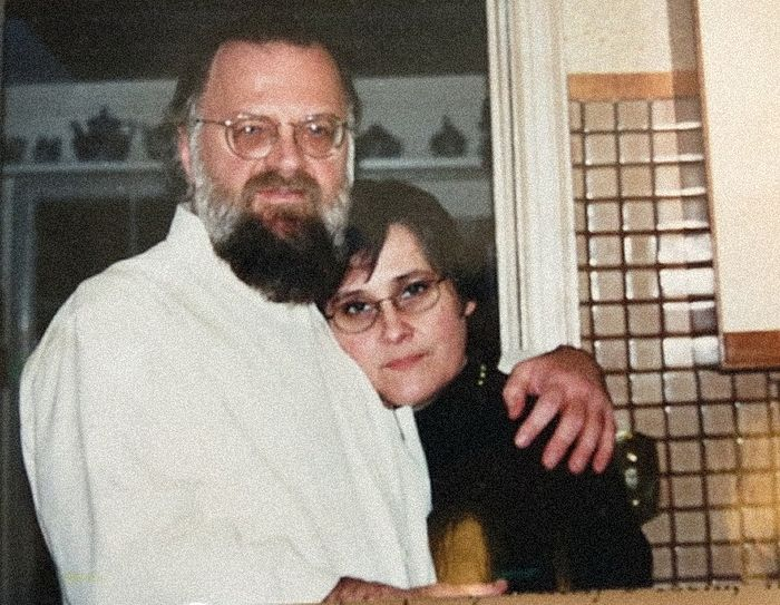 Archpriest Victor and Maria Potapov.