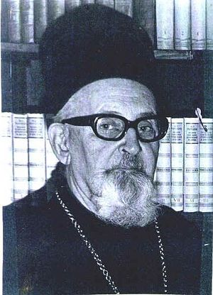 Archpriest Sergiy Chertkov.