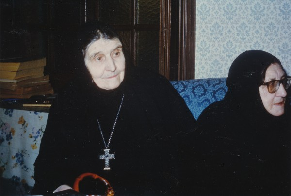 Abbess Theodora (Lvova), Nun Magdalina (Grabbe).