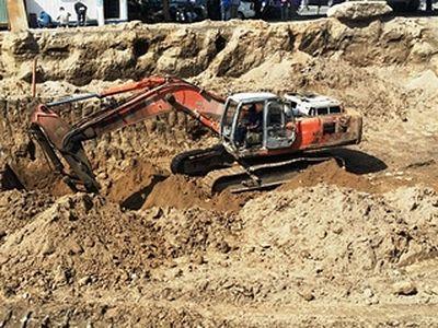 Эксперты: руинам обнаруженного в Газе древнего храма угрожает опасность