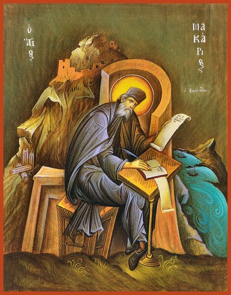 St. Makarios of Corinth