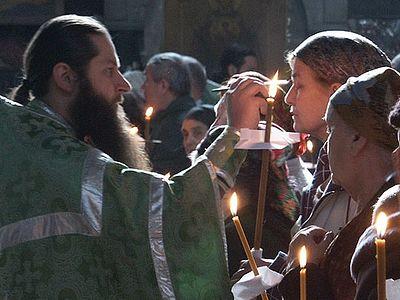 Елеосвящение, Соборование (+ВИДЕО)