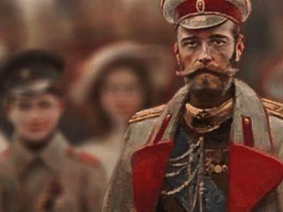 Living Pictures: Nicholas II