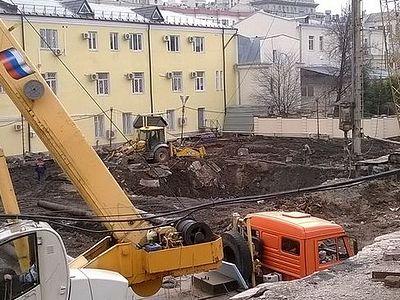 Незаконное строительство в Кадашевской слободе