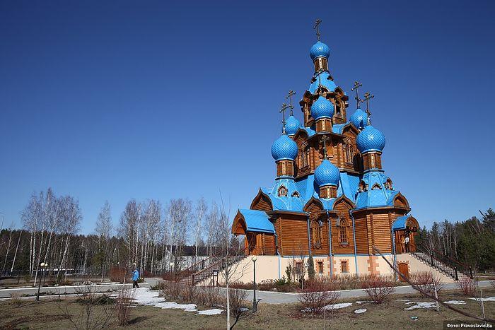 Храм Преображения Господня. Фото: Православие.Ru