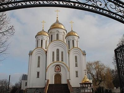 Как был заложен кафедральный собор в Тернополе в разгул раскольнических гонений