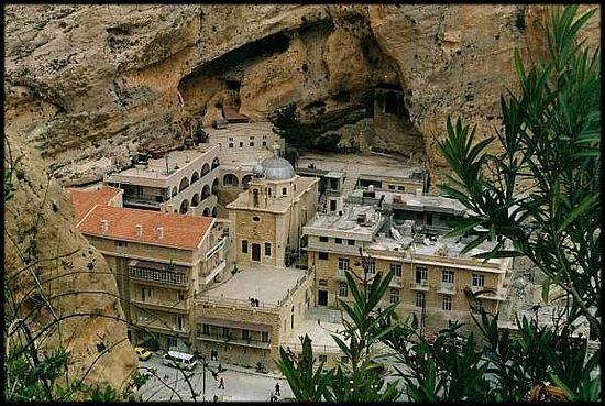 St. Thekla Monastery