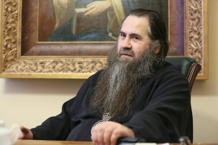 Митрополит Нижегородский и Арзамасский Георгий (Данилов)