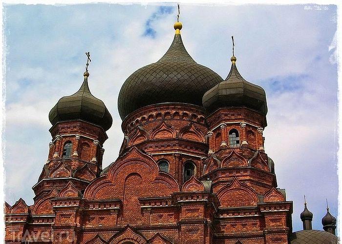 Свято-Успенский кафедральный собор Тулы, некогда главный собор обители
