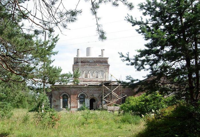 Церковь Знамения Божией Матери в с.Броды