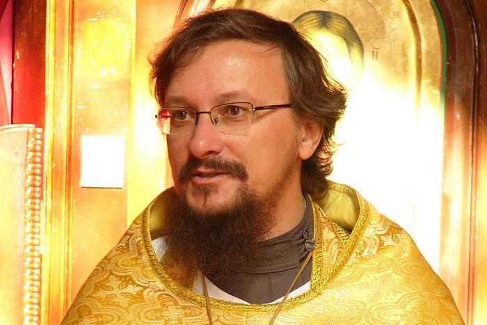 Отец Арсений Соколов