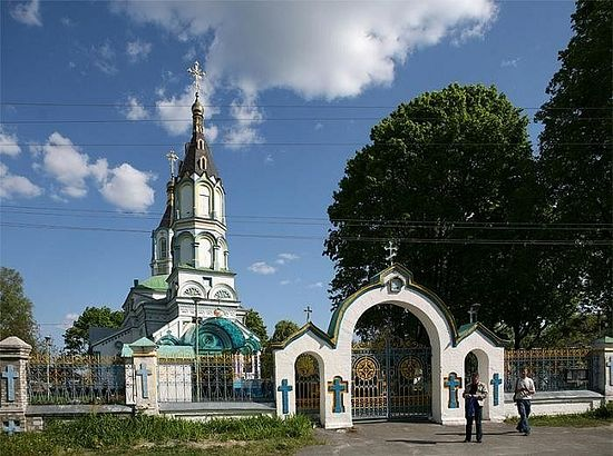 The Church of the Holy Prophet Elijah.