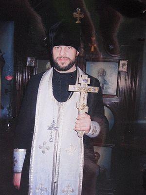 Священник Анатолий Гайнюк