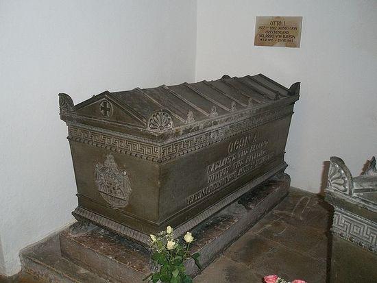 Гробница Оттона в Мюнхене