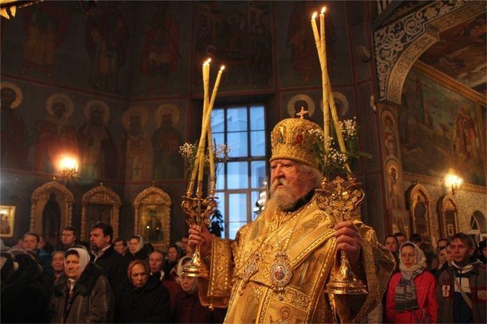 Митрополит Чебоксарский и Чувашский Варнава