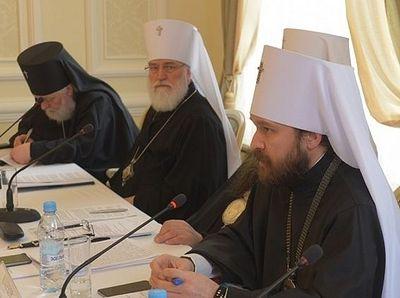 Состоялась плодотворная дискуссия о проектах документов Всеправославного Собора