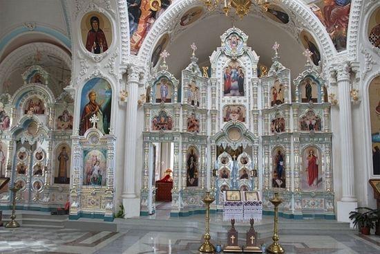 Сегодня вНаурском районе Чечни откроется православный храм