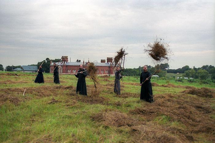 Фото: Епископ Егорьевский Тихон (Шевкунов)