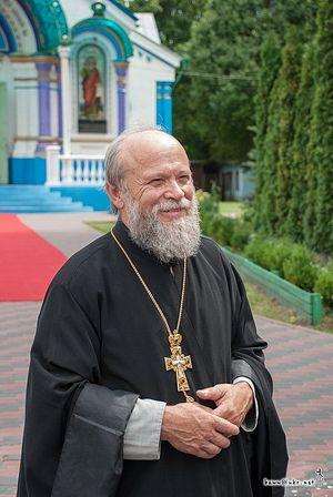 Архимандрит Сергий (до монашества – протоиерей Николай Якушин)