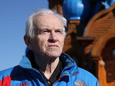 Духовный стержень космонавтики