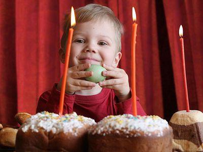 Как делиться пасхальной радостью с ближними (+ВИДЕО)