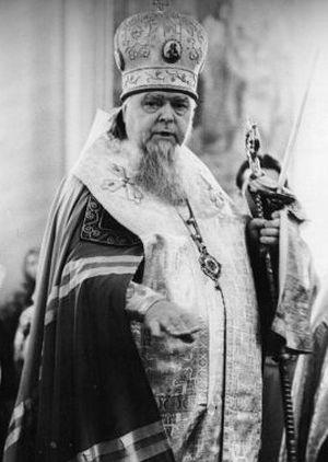 Серапион (Фадеев Николай Сергеевич; 1933-1999), митрополит Тульский и Белевский.