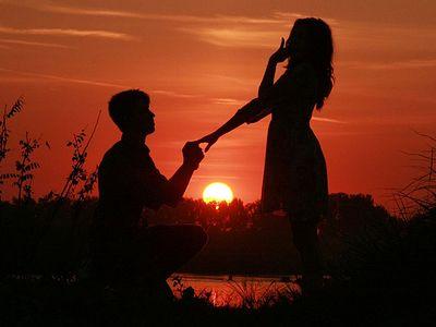 Решение вступить в брак (+ВИДЕО)