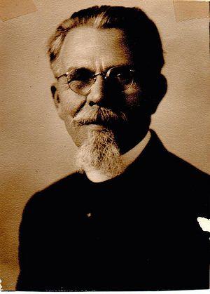 Fr. Theodore Grishan