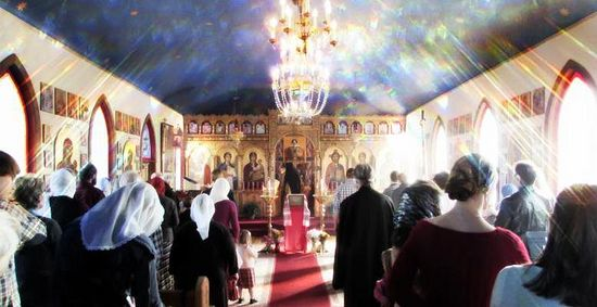 Archangel Michael Orthodox Church in Pueblo
