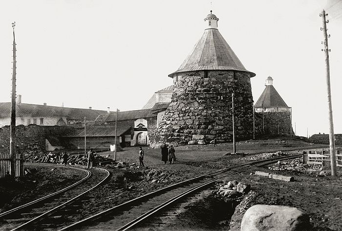 Labor Camp on Solovki