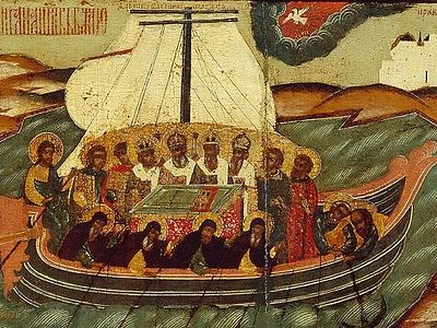Корабль спасения (+ВИДЕО)