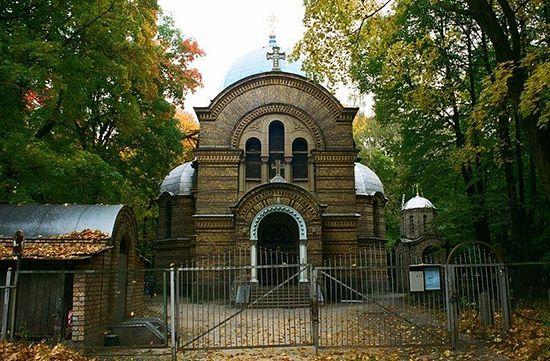Церковь Покрова Пресвятой Богородицы. Фото: pareizticiba.lv