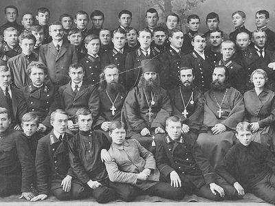 Лекция 30. Русская Православная Церковь на рубеже XIX и XX столетий