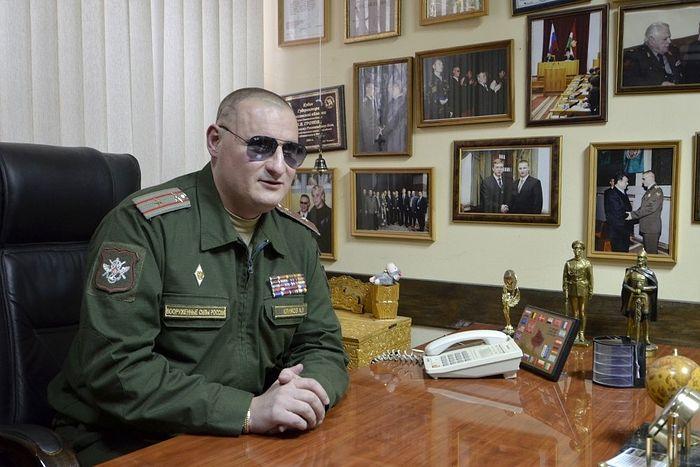 Майор Алексей Климов